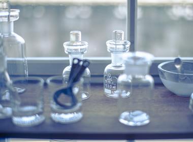 研究室風景