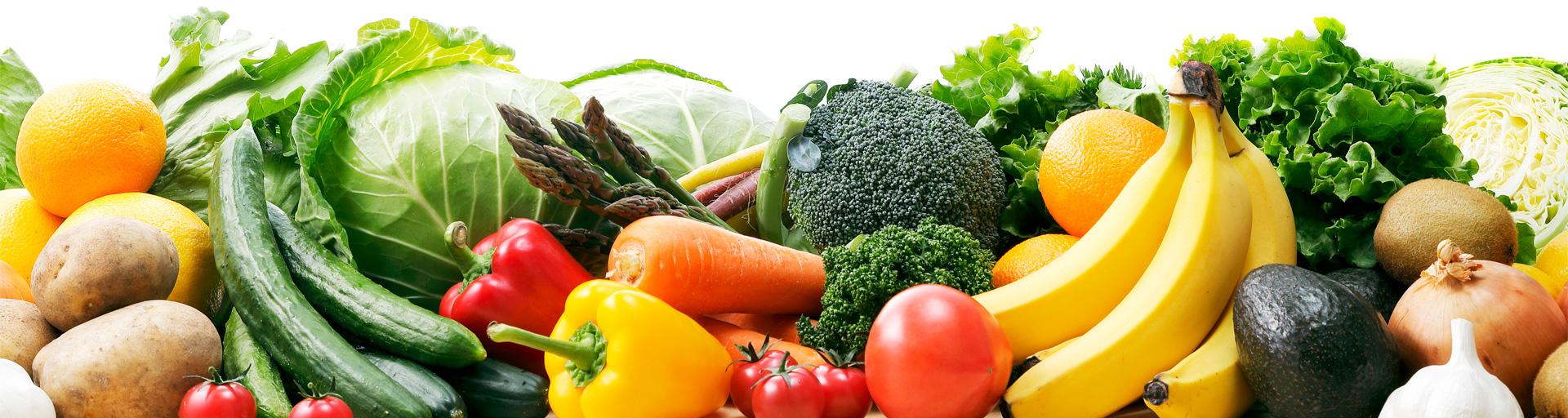 30種類の野菜と果物