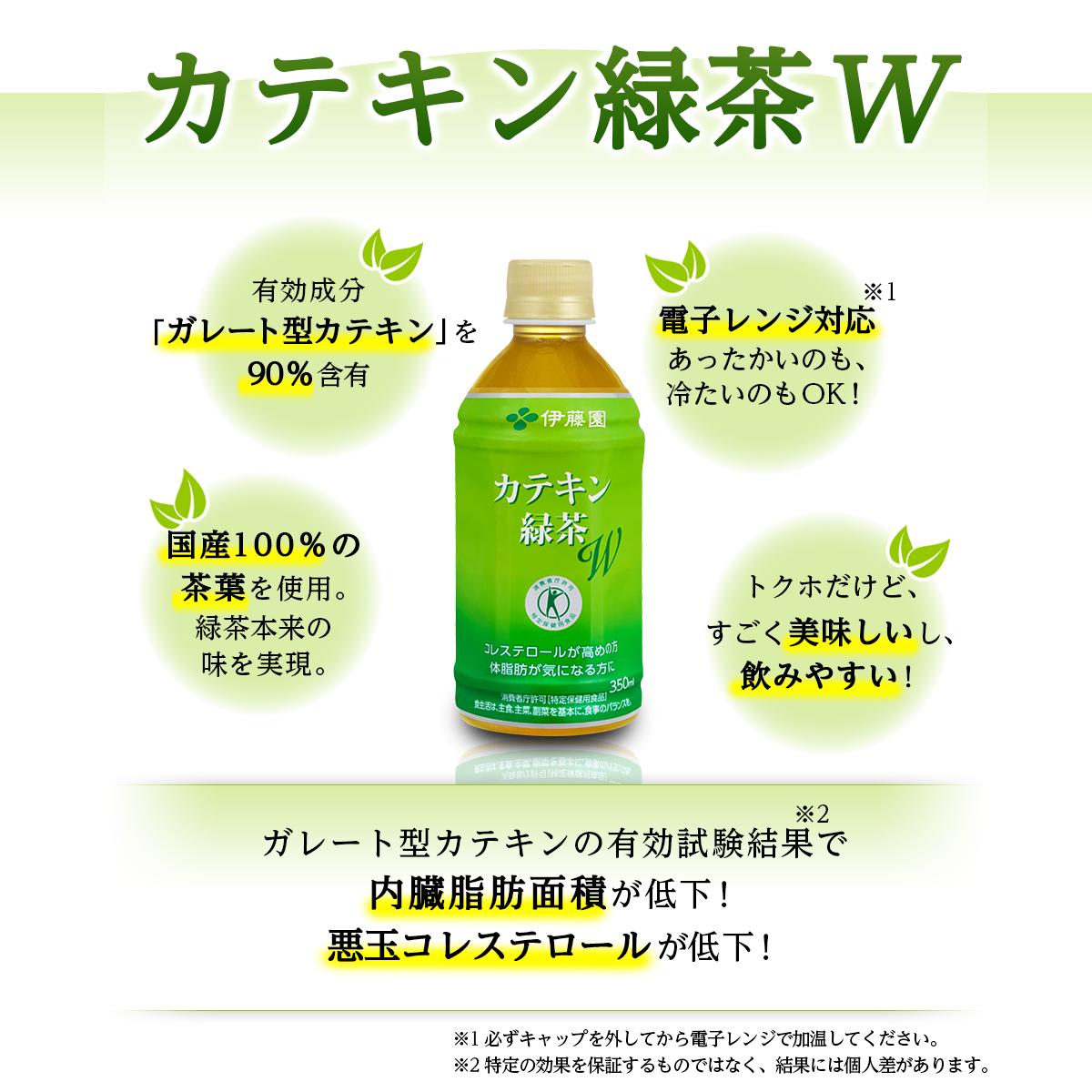 カテキン緑茶W_2つの働きカテキンほうじ茶