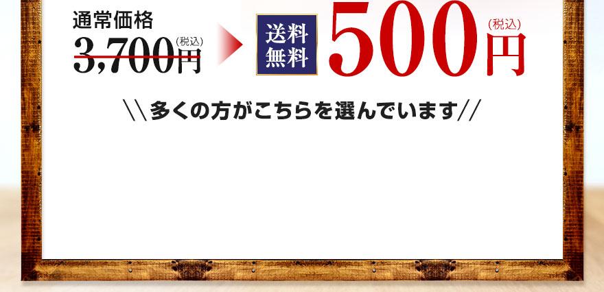 通常価格3700円 送料無料500円 多くの方がこちらを選んでいます