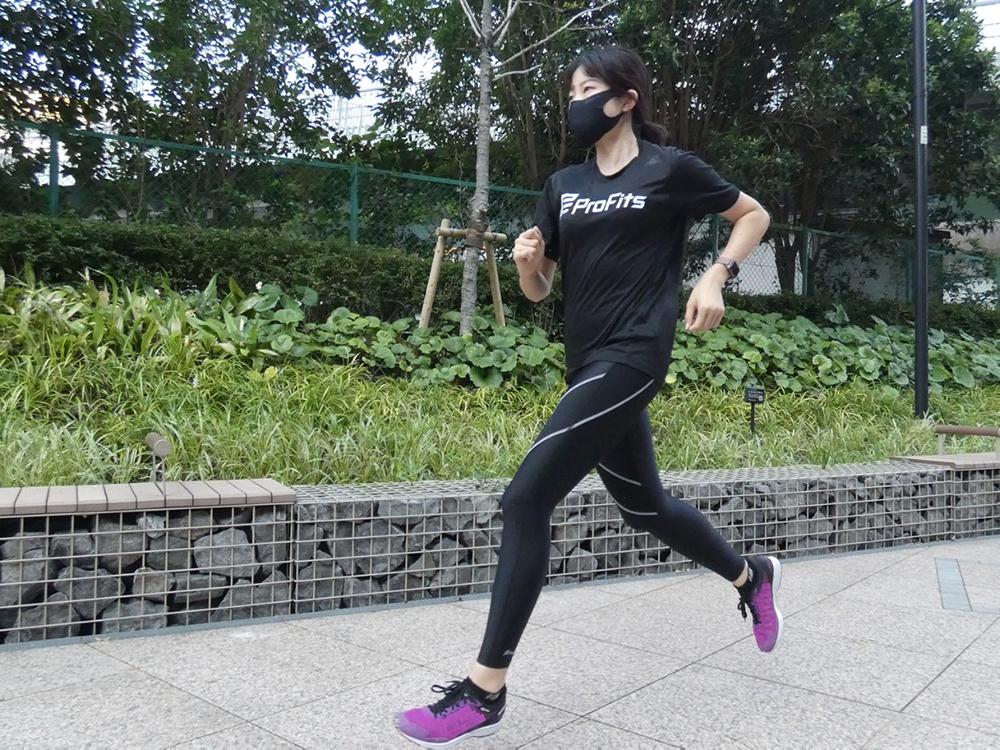 ランニング 走る ジョギング ジョグ